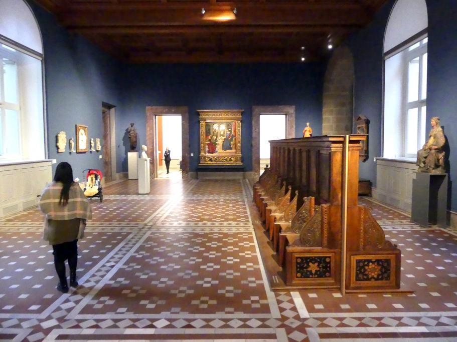 Berlin, Bode-Museum, Saal 129, Bild 1/2