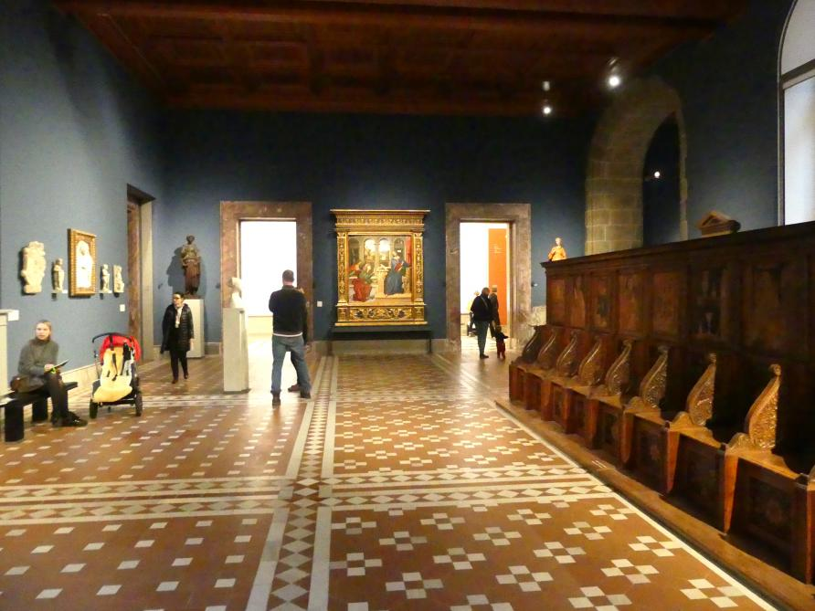 Berlin, Bode-Museum, Saal 129, Bild 2/2