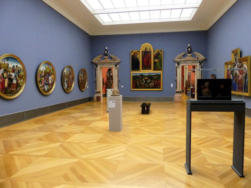 Berlin, Bode-Museum, Saal 208