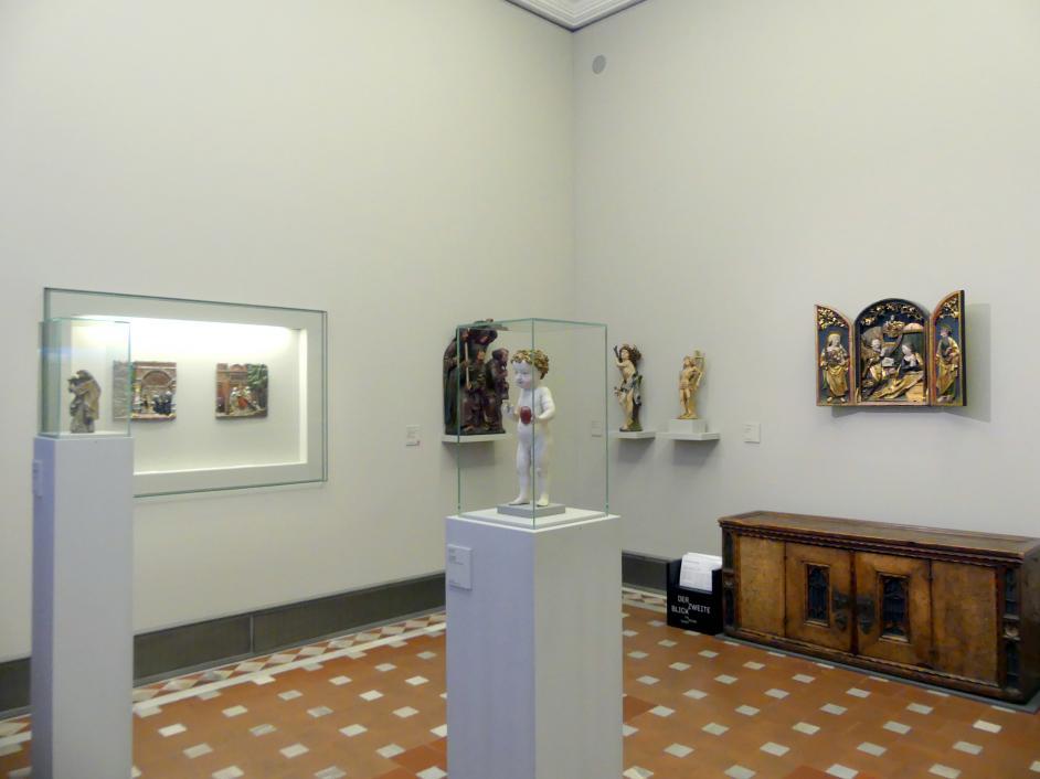 Berlin, Bode-Museum, Saal 213, Bild 1/2