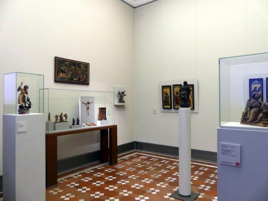 Berlin, Bode-Museum, Saal 214, Bild 1/2