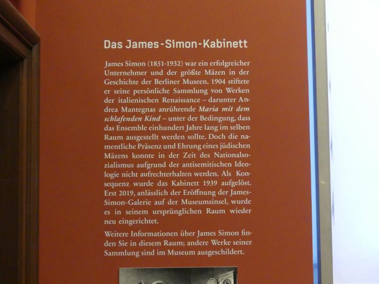 Berlin, Bode-Museum, Saal 216, Bild 4/7