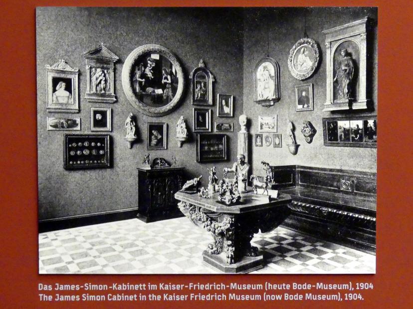 Berlin, Bode-Museum, Saal 216, Bild 5/7