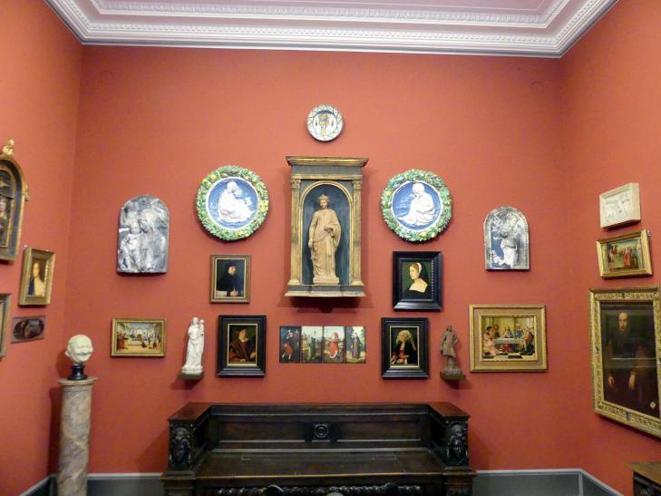 Berlin, Bode-Museum, Saal 216, Bild 6/7