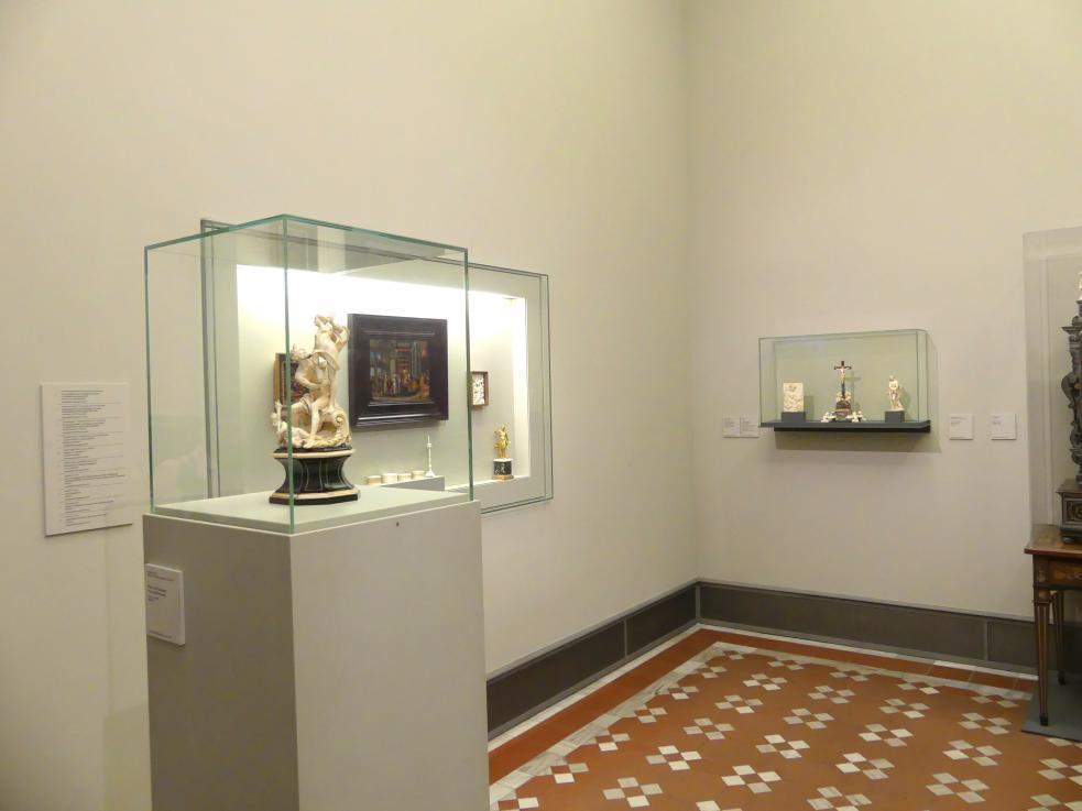 Berlin, Bode-Museum, Saal 222, Bild 1/2