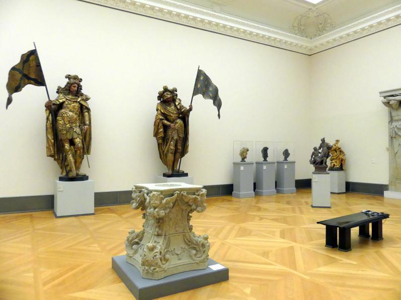 Berlin, Bode-Museum, Saal 252, Bild 1/2