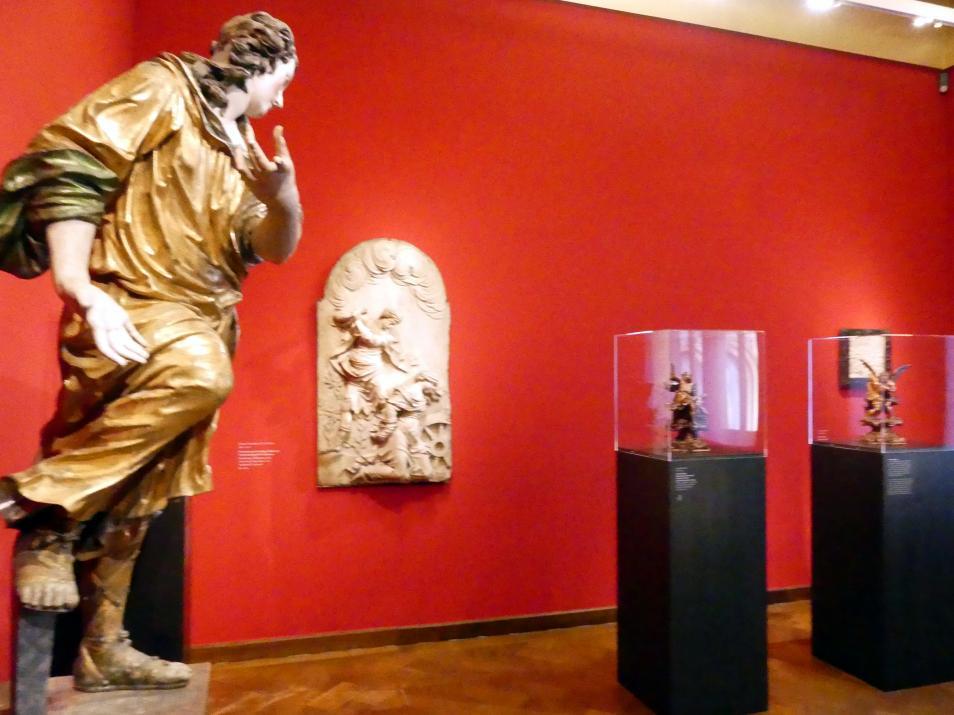 Frankfurt am Main, Liebieghaus Skulpturensammlung, Barock - barockes Theater, Bild 1/7