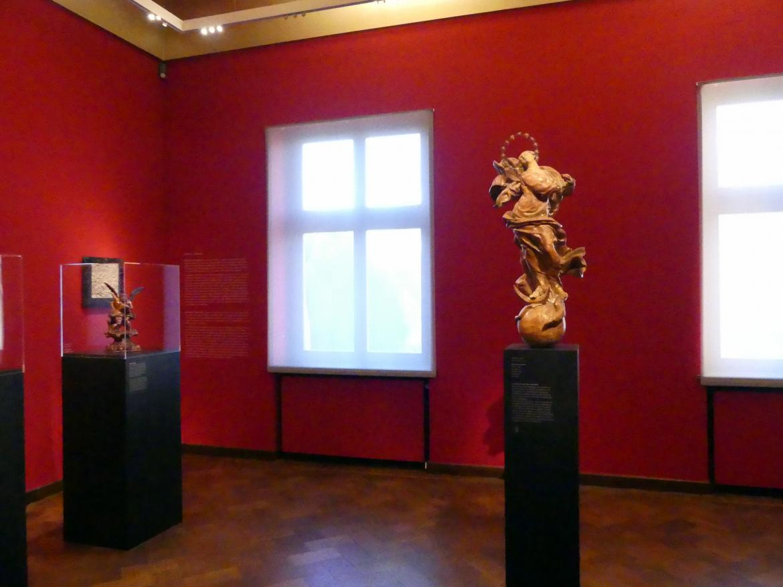 Frankfurt am Main, Liebieghaus Skulpturensammlung, Barock - barockes Theater, Bild 3/7