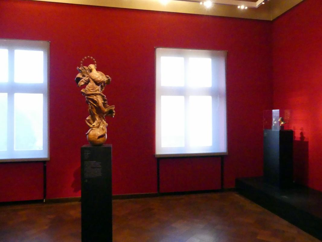 Frankfurt am Main, Liebieghaus Skulpturensammlung, Barock - barockes Theater, Bild 4/7