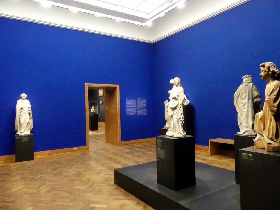 Frankfurt am Main, Liebieghaus Skulpturensammlung, Mittelalter 2 - Schöner Stil und neue Wirklichkeit, Bild 1/2