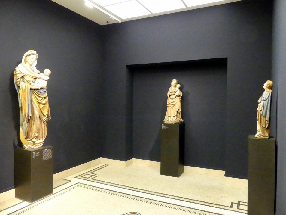 Frankfurt am Main, Liebieghaus Skulpturensammlung, Mittelalter 4 - neue Ansätze