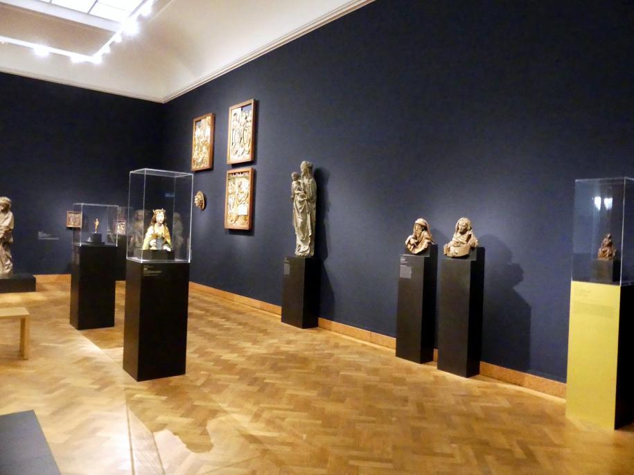 Frankfurt am Main, Liebieghaus Skulpturensammlung, Mittelalter 5 - der Erfolg der neuen Kunst