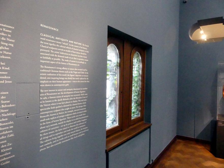 Frankfurt am Main, Liebieghaus Skulpturensammlung, Renaissance - Antike und Natur, Bild 1/4