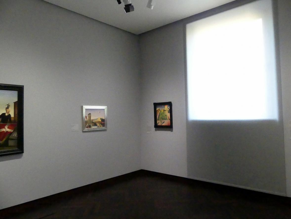 Frankfurt am Main, Städel Museum, 1. Obergeschoss, Saal 10, Bild 2/3