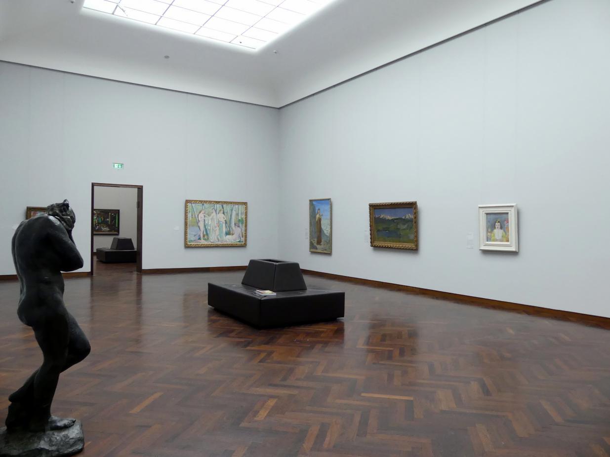 Frankfurt am Main, Städelsches Kunstinstitut, 1. Obergeschoss, Saal 6