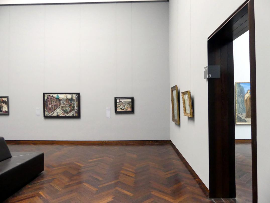 Frankfurt am Main, Städel Museum, 1. Obergeschoss, Saal 9, Bild 3/4
