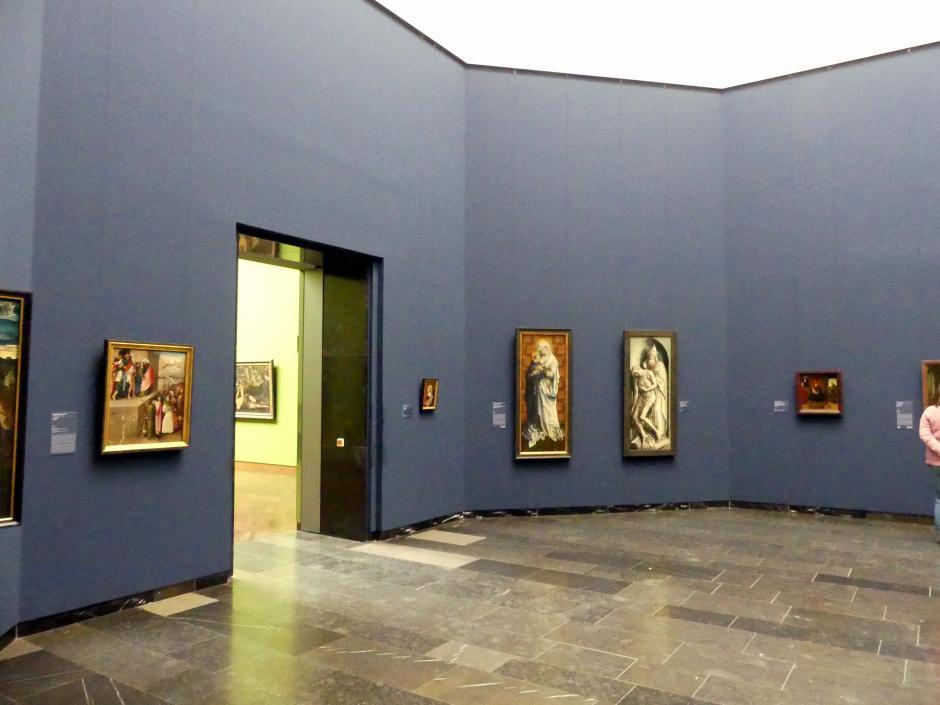 Frankfurt am Main, Städel Museum, 2. Obergeschoss, Saal 1, Bild 2/6
