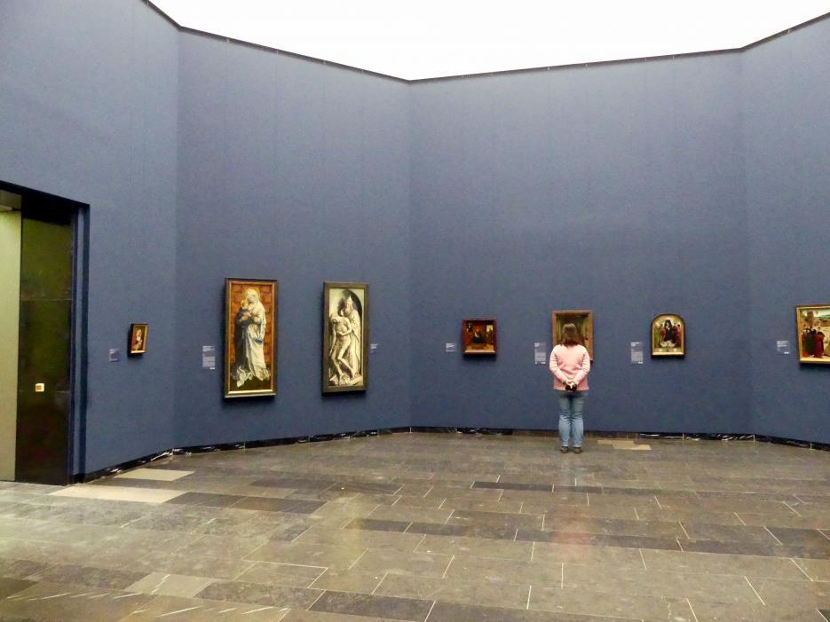 Frankfurt am Main, Städel Museum, 2. Obergeschoss, Saal 1, Bild 3/6
