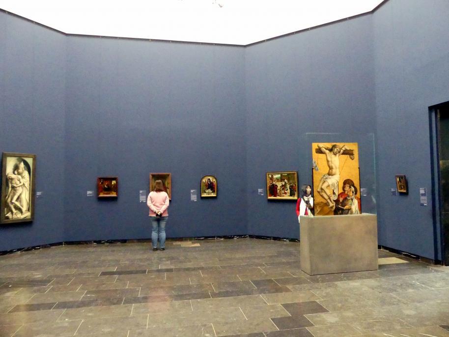 Frankfurt am Main, Städel Museum, 2. Obergeschoss, Saal 1, Bild 4/6