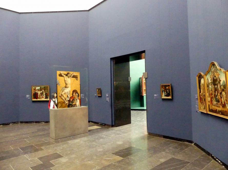 Frankfurt am Main, Städel Museum, 2. Obergeschoss, Saal 1, Bild 5/6