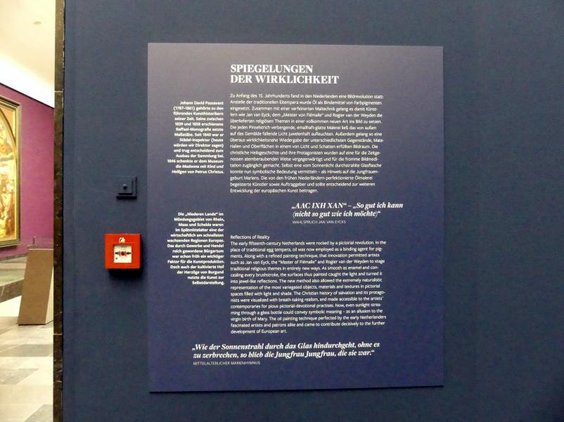Frankfurt am Main, Städel Museum, 2. Obergeschoss, Saal 1, Bild 6/6