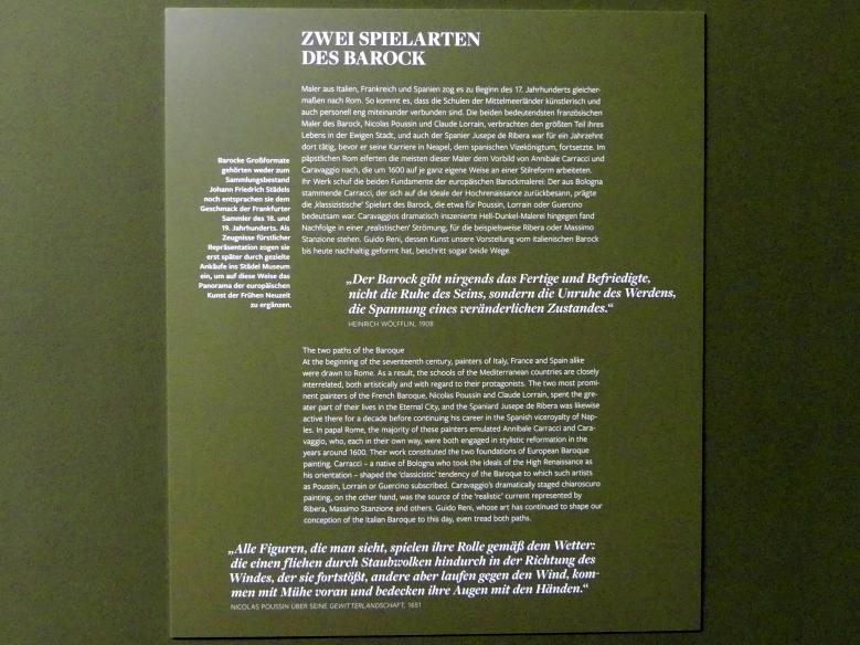 Frankfurt am Main, Städel Museum, 2. Obergeschoss, Saal 11, Bild 3/3