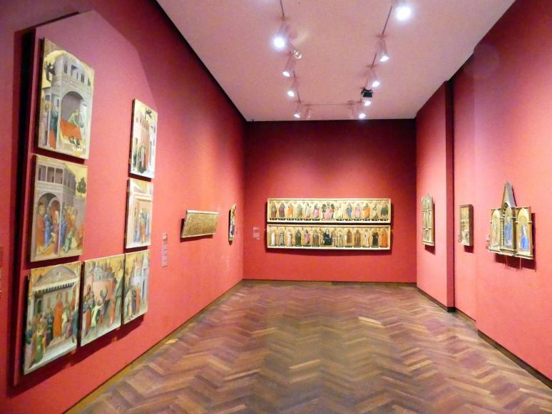 Frankfurt am Main, Städel Museum, 2. Obergeschoss, Saal 12, Bild 1/3