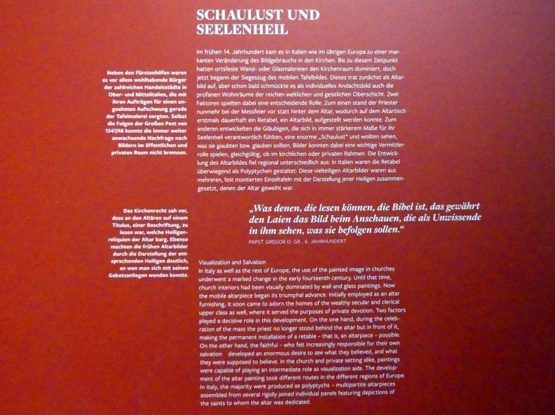 Frankfurt am Main, Städel Museum, 2. Obergeschoss, Saal 12, Bild 3/3