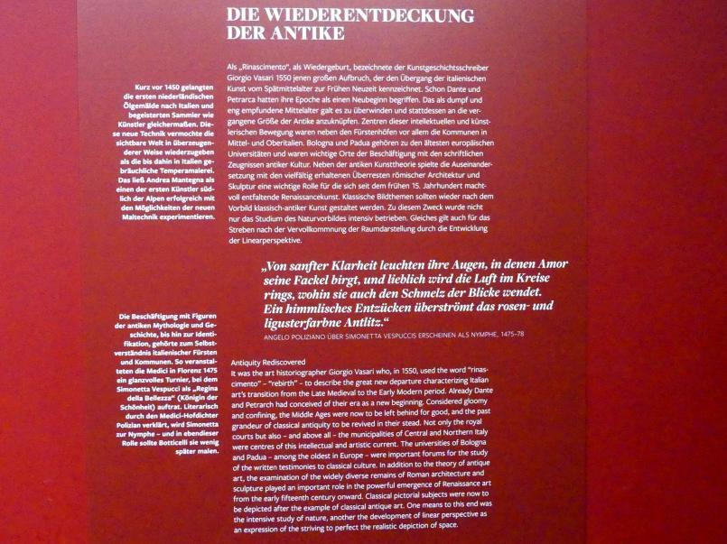 Frankfurt am Main, Städelsches Kunstinstitut, 2. Obergeschoss, Saal 13