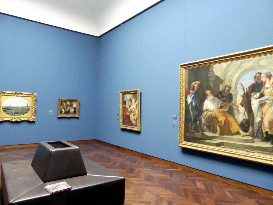 Frankfurt am Main, Städel Museum, 2. Obergeschoss, Saal 14, Bild 1/6