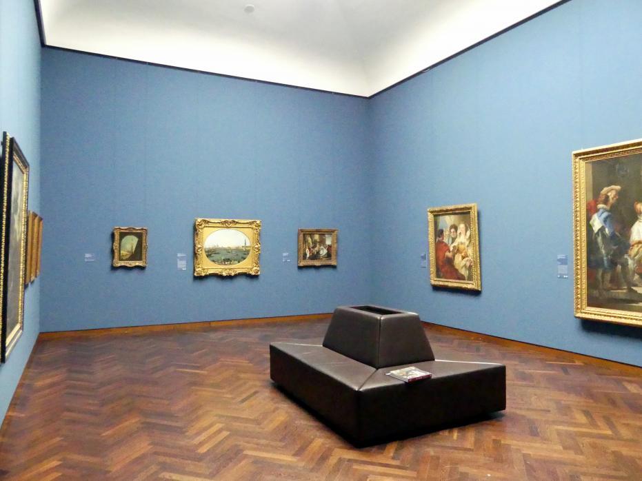 Frankfurt am Main, Städel Museum, 2. Obergeschoss, Saal 14, Bild 2/6