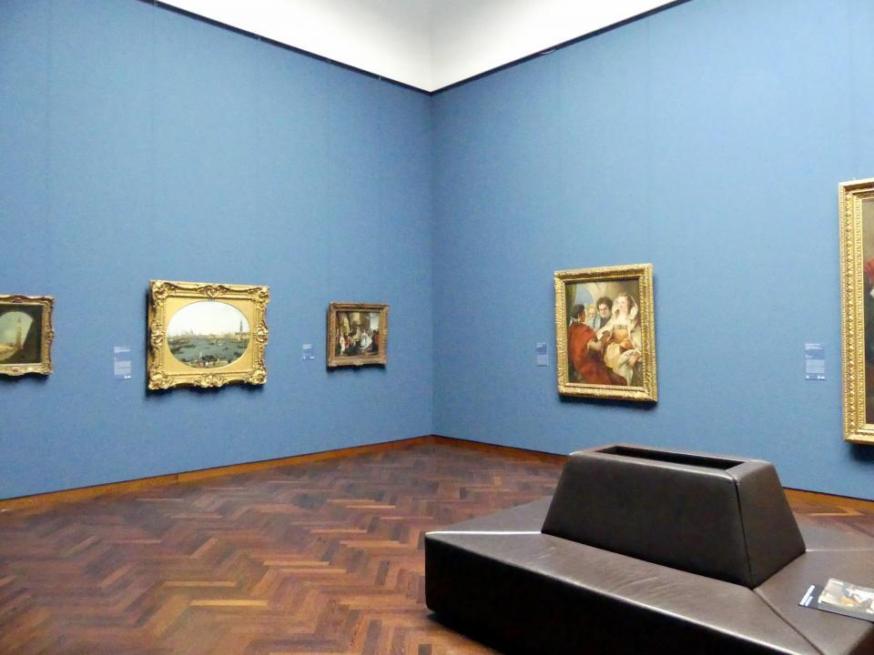 Frankfurt am Main, Städel Museum, 2. Obergeschoss, Saal 14, Bild 3/6