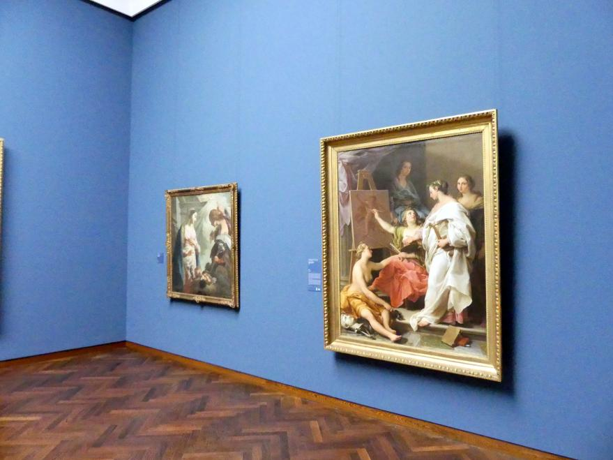 Frankfurt am Main, Städel Museum, 2. Obergeschoss, Saal 14, Bild 5/6