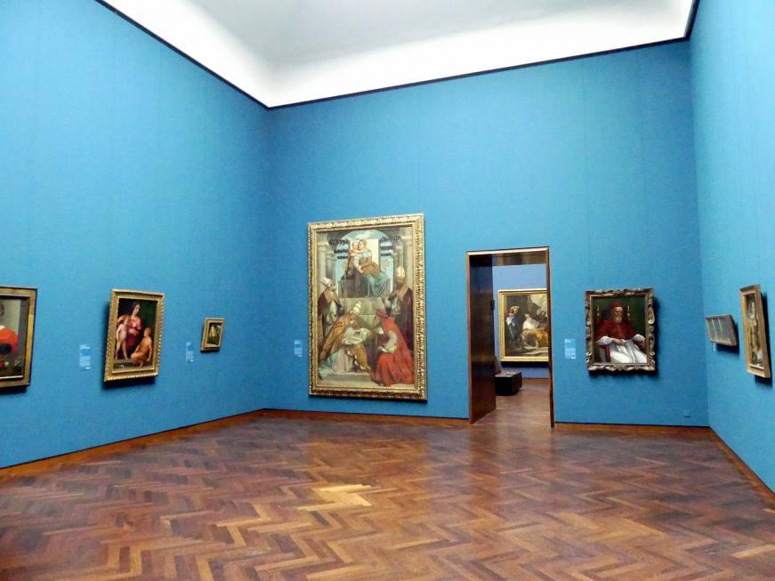 Frankfurt am Main, Städel Museum, 2. Obergeschoss, Saal 15, Bild 3/4