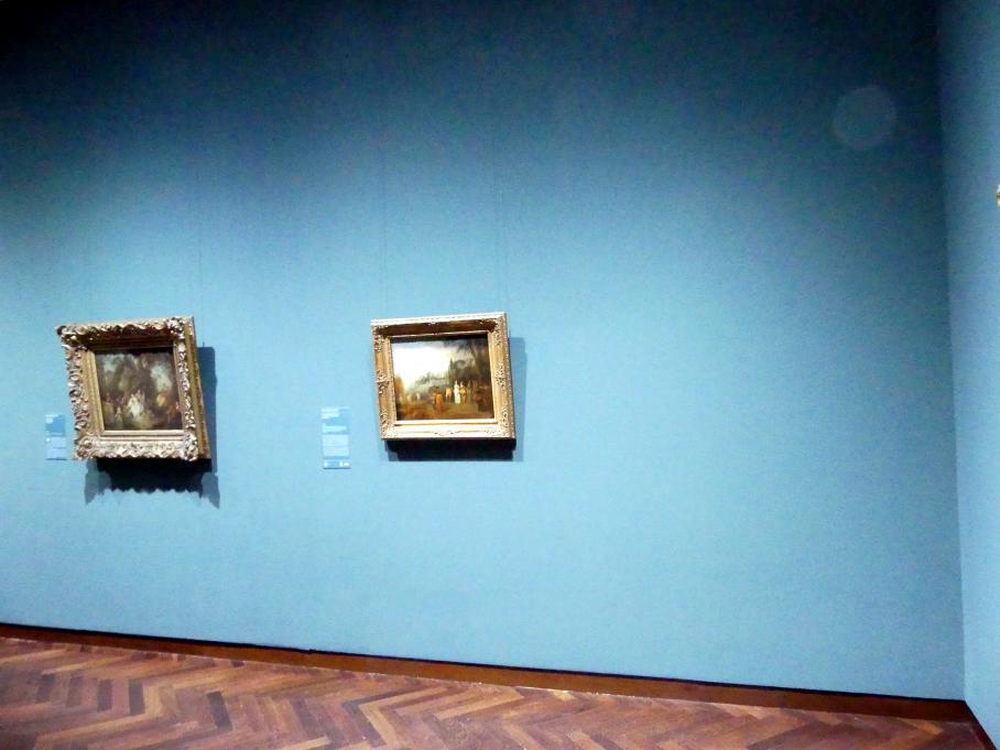 Frankfurt am Main, Städel Museum, 2. Obergeschoss, Saal 17, Bild 2/3