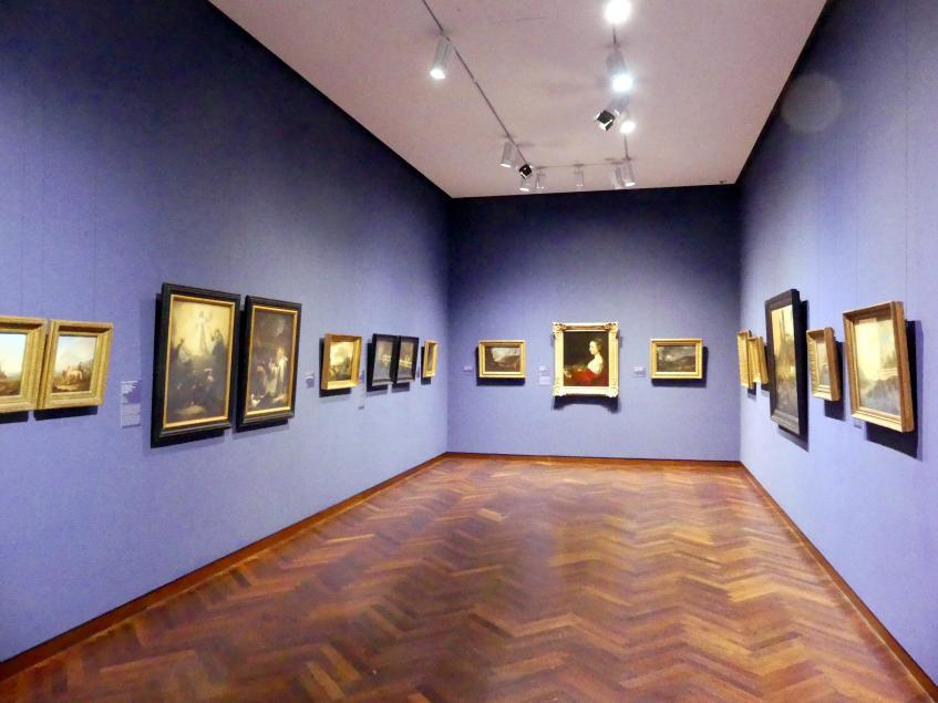 Frankfurt am Main, Städel Museum, 2. Obergeschoss, Saal 18, Bild 1/2