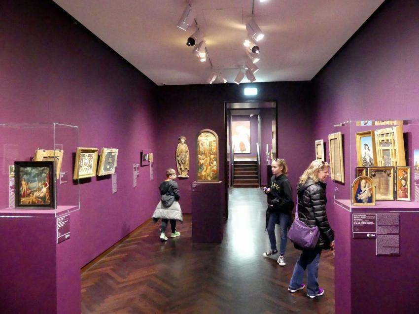 Frankfurt am Main, Städel Museum, 2. Obergeschoss, Saal 19, Bild 1/3