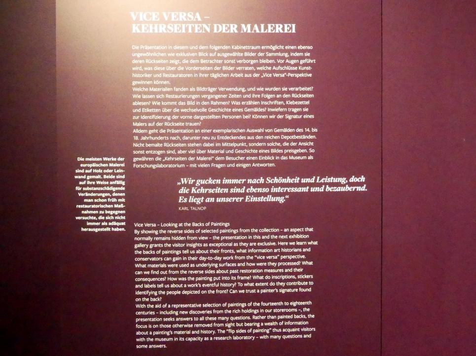 Frankfurt am Main, Städel Museum, 2. Obergeschoss, Saal 19, Bild 2/3