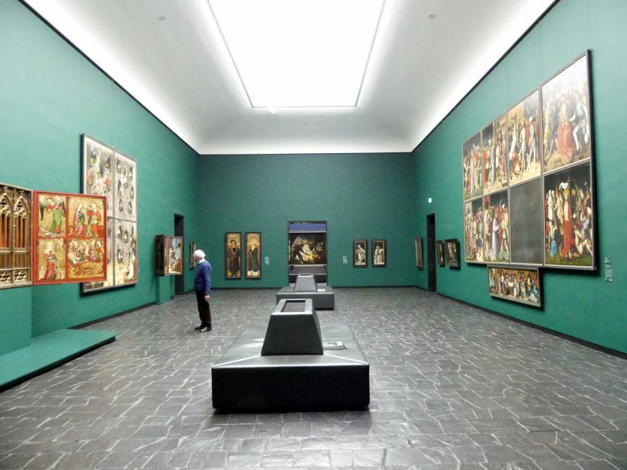 Frankfurt am Main, Städel Museum, 2. Obergeschoss, Saal 2, Bild 1/5