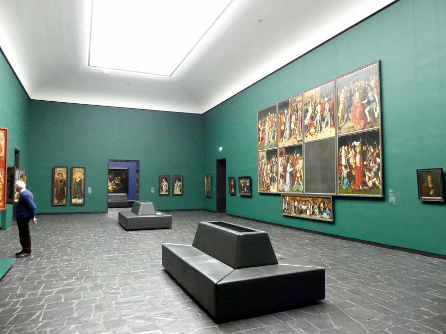 Frankfurt am Main, Städel Museum, 2. Obergeschoss, Saal 2, Bild 2/5