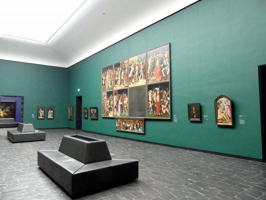 Frankfurt am Main, Städel Museum, 2. Obergeschoss, Saal 2, Bild 3/5