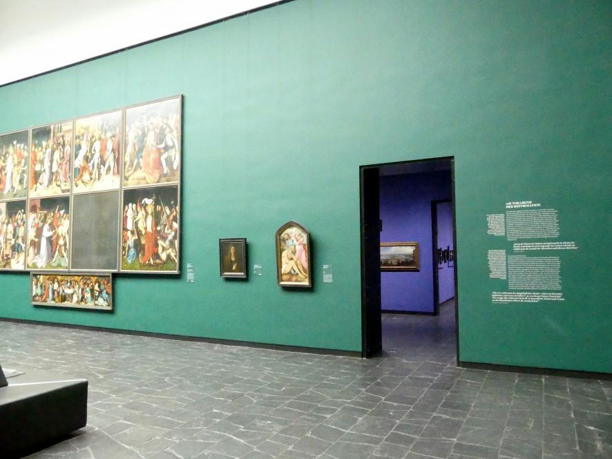 Frankfurt am Main, Städel Museum, 2. Obergeschoss, Saal 2, Bild 4/5