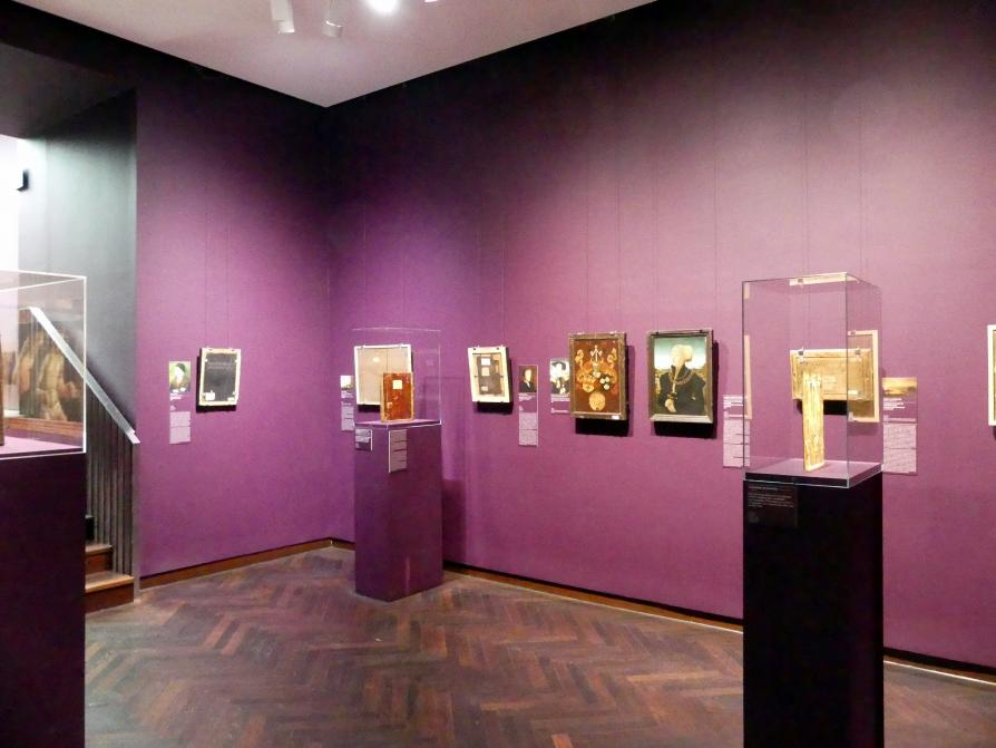 Frankfurt am Main, Städel Museum, 2. Obergeschoss, Saal 20, Bild 1/2