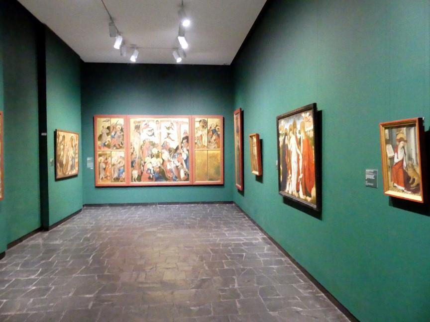 Frankfurt am Main, Städel Museum, 2. Obergeschoss, Saal 3, Bild 1/6