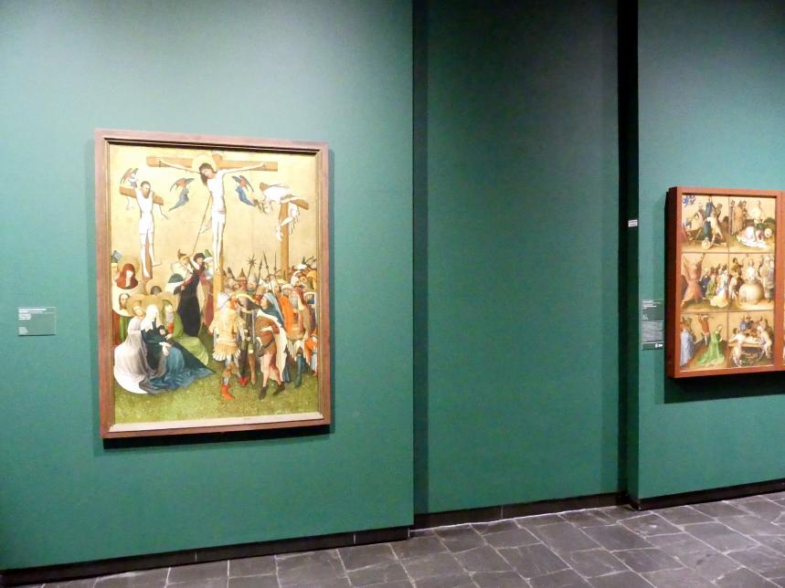 Frankfurt am Main, Städel Museum, 2. Obergeschoss, Saal 3, Bild 4/6