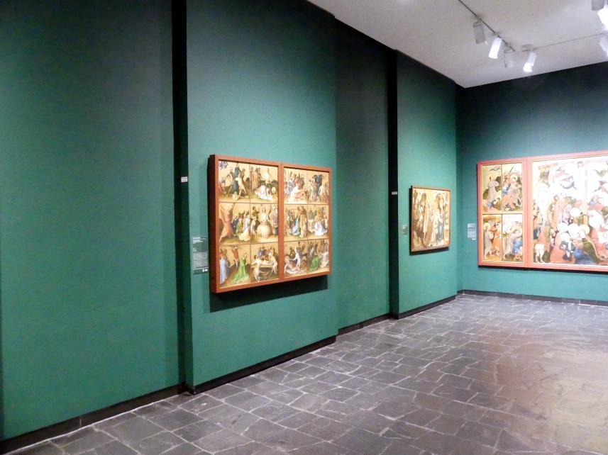 Frankfurt am Main, Städel Museum, 2. Obergeschoss, Saal 3, Bild 5/6
