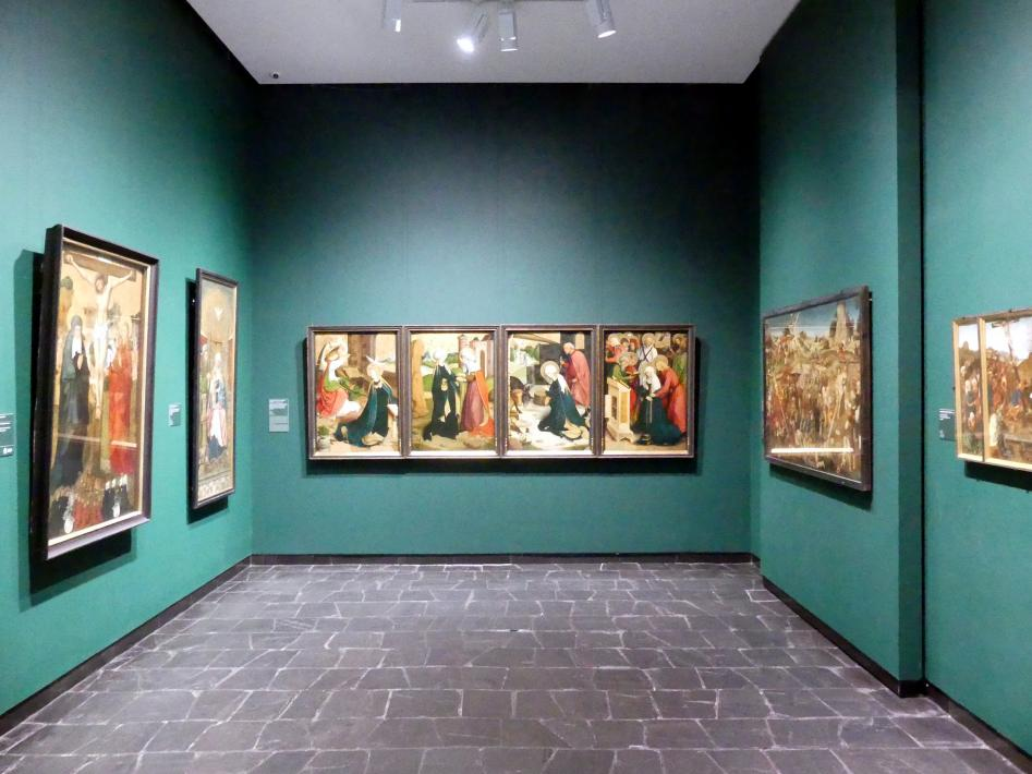 Frankfurt am Main, Städel Museum, 2. Obergeschoss, Saal 4, Bild 1/2