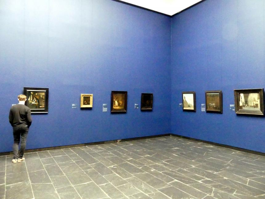 Frankfurt am Main, Städel Museum, 2. Obergeschoss, Saal 7, Bild 4/7