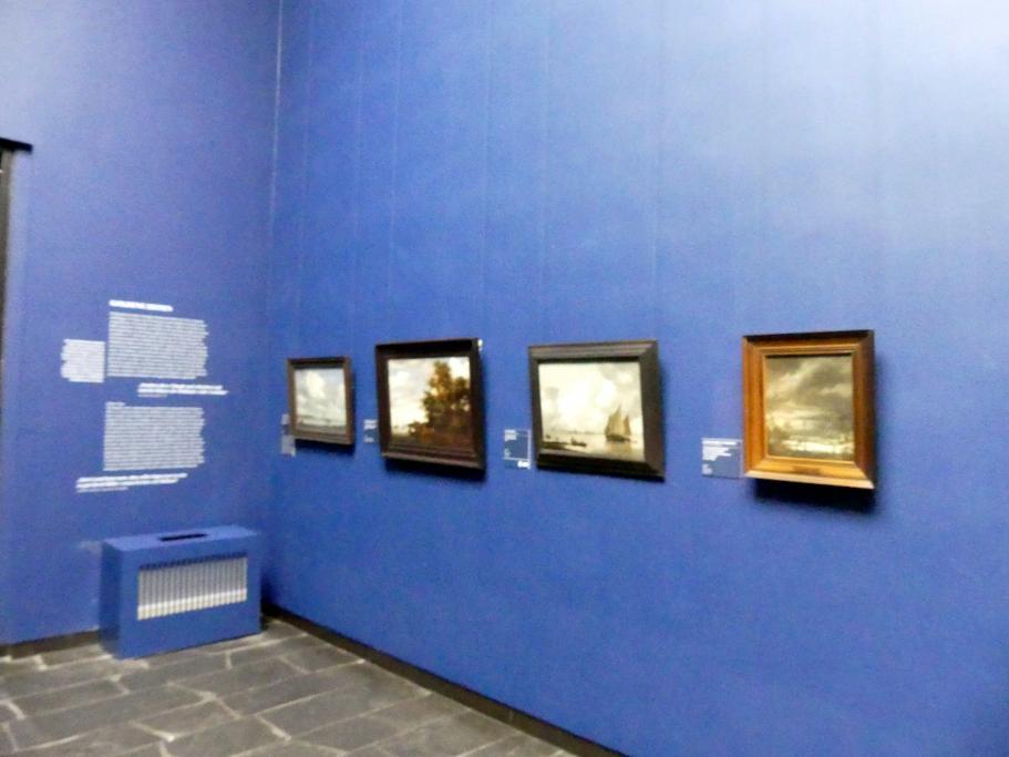 Frankfurt am Main, Städel Museum, 2. Obergeschoss, Saal 7, Bild 6/7