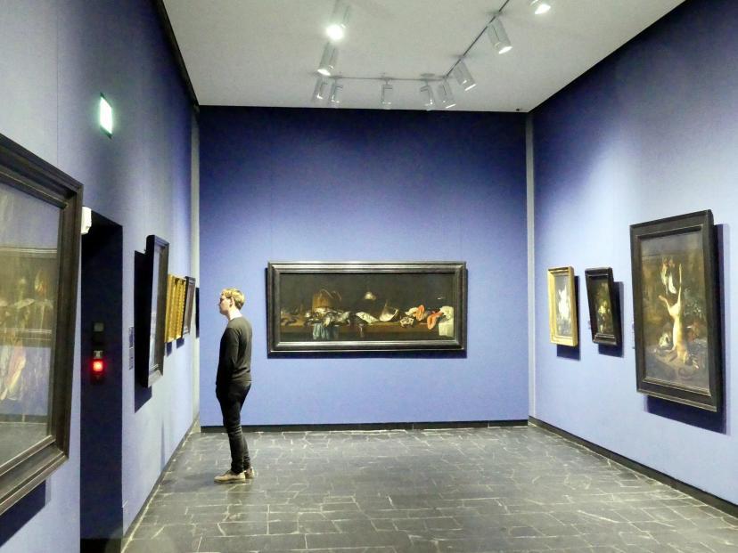 Frankfurt am Main, Städel Museum, 2. Obergeschoss, Saal 8, Bild 1/3